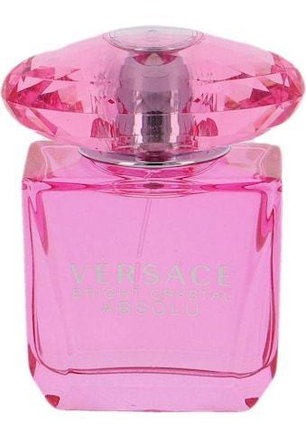Versace Eau de Parfum »Versace Bright Crystal Absolu« kaufen
