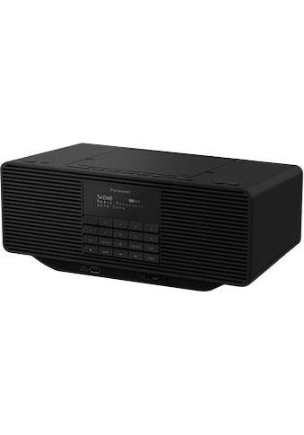 Panasonic »RX - D70BTEG - K« Radio (Digitalradio (DAB+),FM - Tuner) kaufen