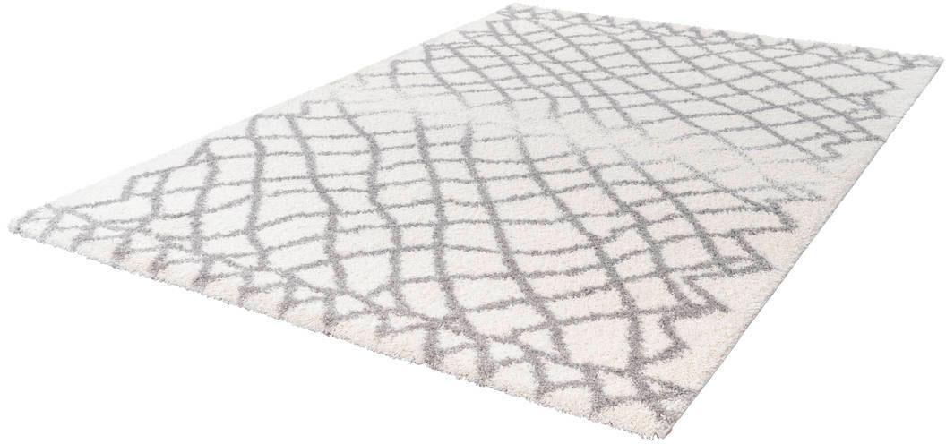 Hochflor-Teppich Loft 301 LALEE rechteckig Höhe 32 mm maschinell gewebt