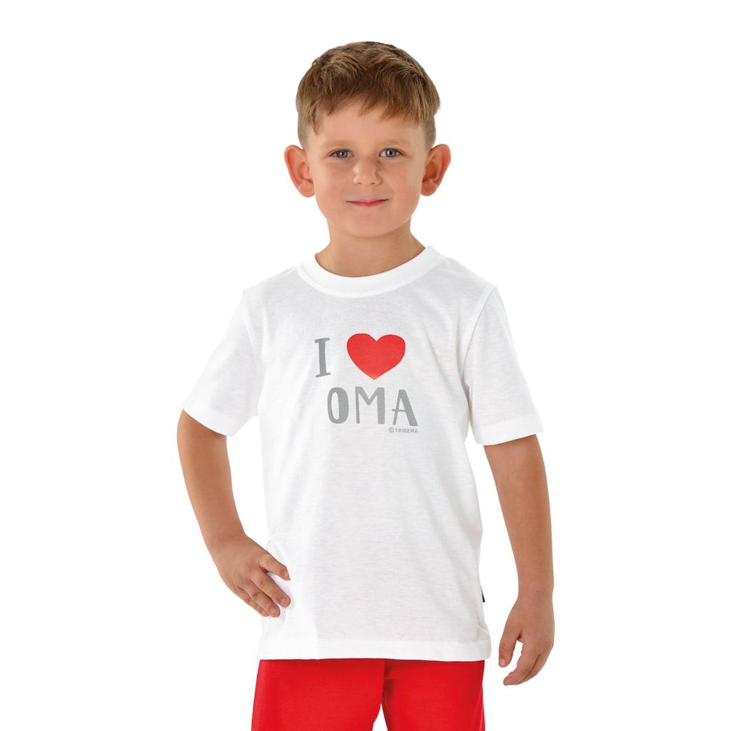 Trigema T-Shirt, Lieblings-Oma