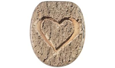 Sanilo WC-Sitz »True Love«, mit Absenkautomatik kaufen