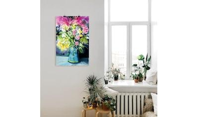 Artland Wandbild »Frühlingsblumen in Vase« kaufen