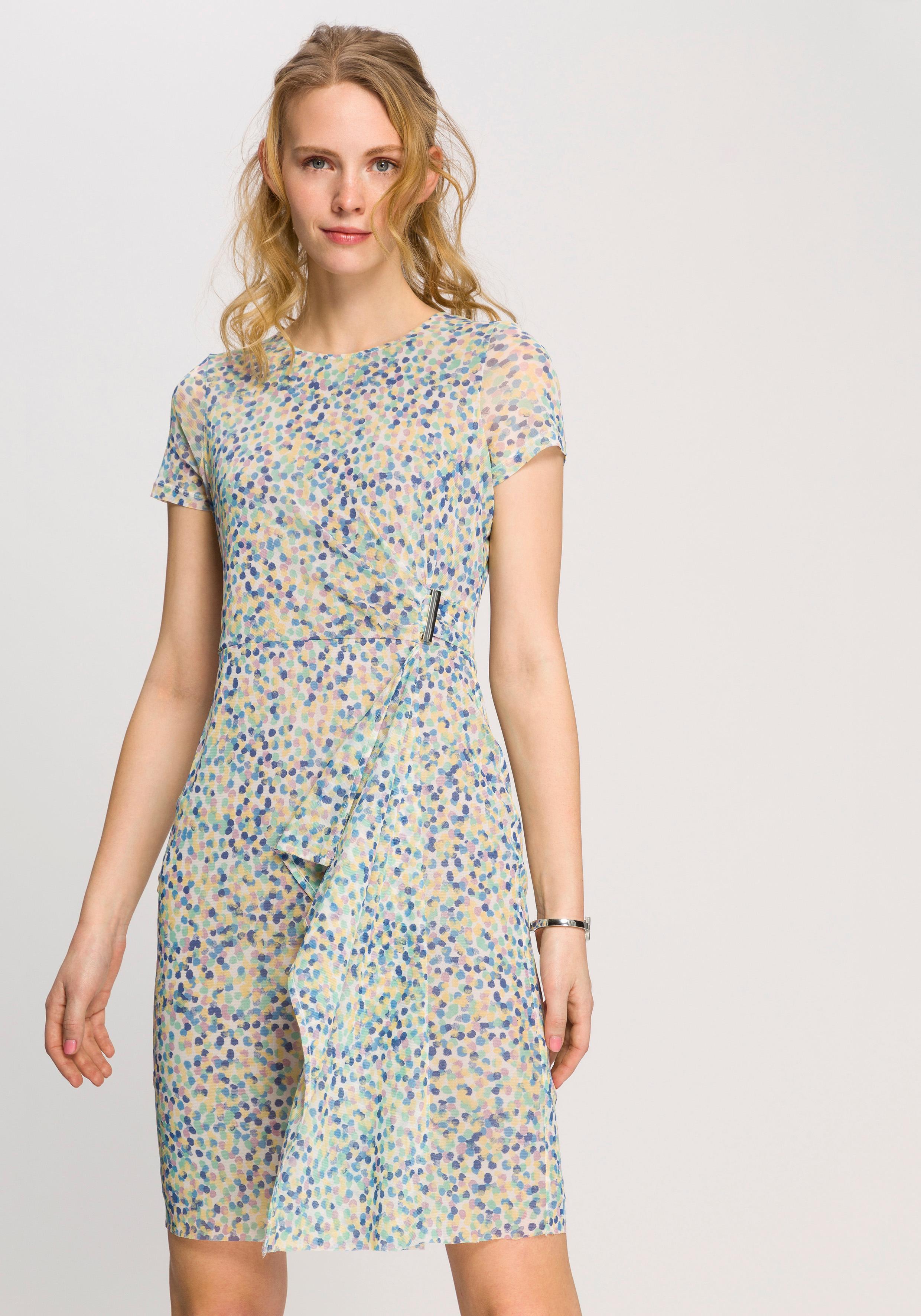 Esprit Collection Blusenkleid Damenmode/Bekleidung/Kleider/Blusenkleider