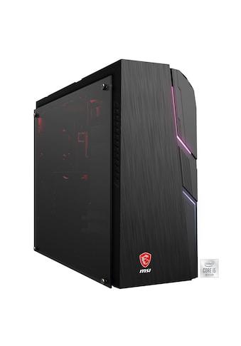 MSI »MAG Codex 5 10« Gaming - PC (Intel, Core i5, RTX 2060 SUPER) kaufen