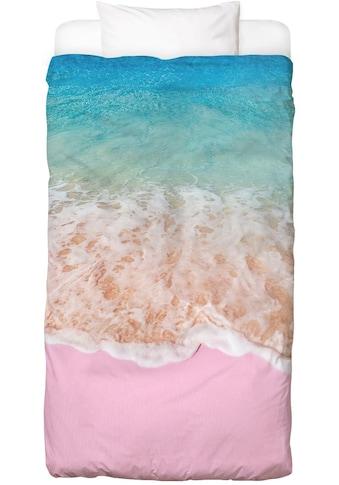 Bettwäsche »Pink Sand«, Juniqe kaufen
