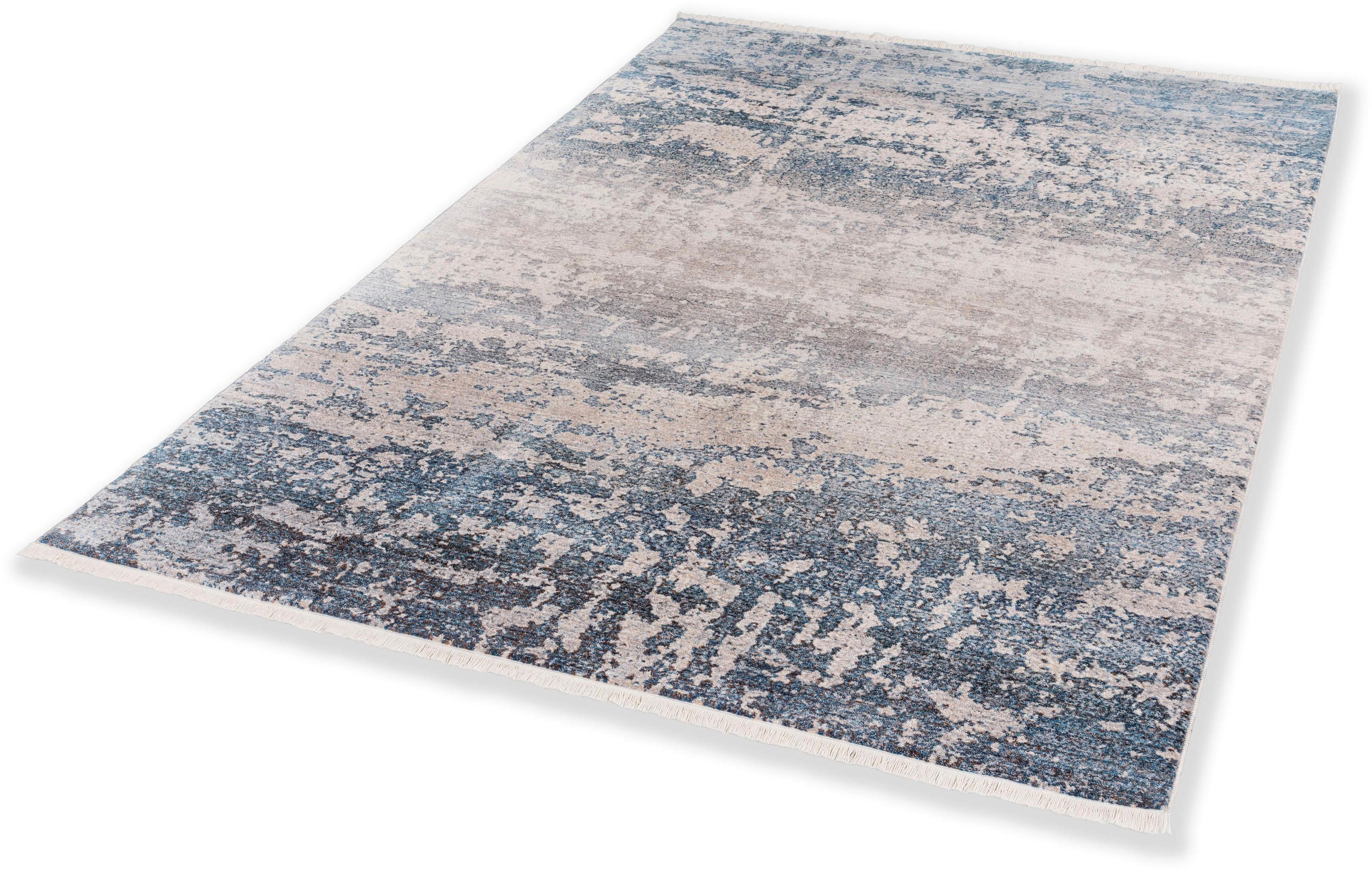Teppich Mystik 191 SCHÖNER WOHNEN-Kollektion rechteckig Höhe 7 mm maschinell gewebt