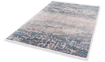 SCHÖNER WOHNEN-Kollektion Teppich »Mystik 191«, rechteckig, 7 mm Höhe, besonders weich durch Microfaser, Wohnzimmer kaufen