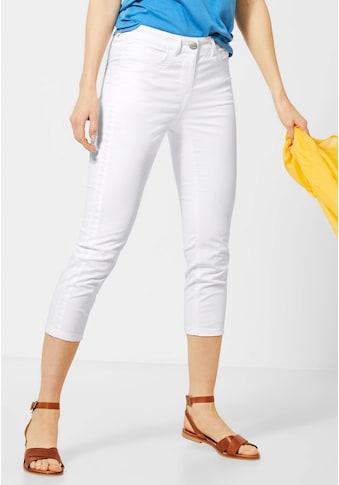 Cecil 7/8-Hose »Vicky«, Slim-Fit-Basic-Hose kaufen