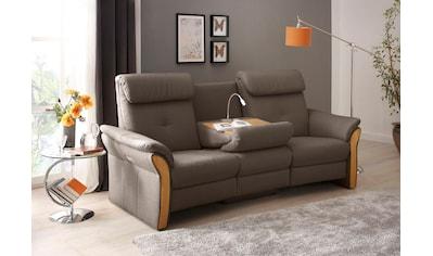 DELAVITA Sofa »Kitzbühl«, mit hochwertigen Holzchatosen, wahlweise mit motorischer... kaufen