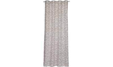 SCHÖNER WOHNEN-Kollektion Vorhang »Alva«, blickdicht kaufen