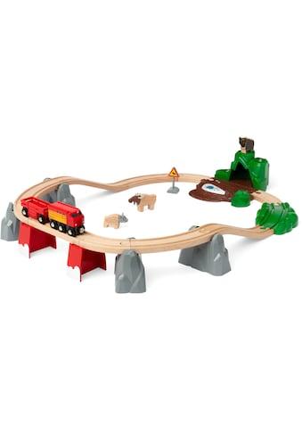 BRIO® Spielzeug-Eisenbahn »Nordische Waldtiere« kaufen
