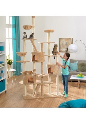 ABUKI Kratzbaum »XXL«, hoch, BxTxH: 120x50x255 cm kaufen