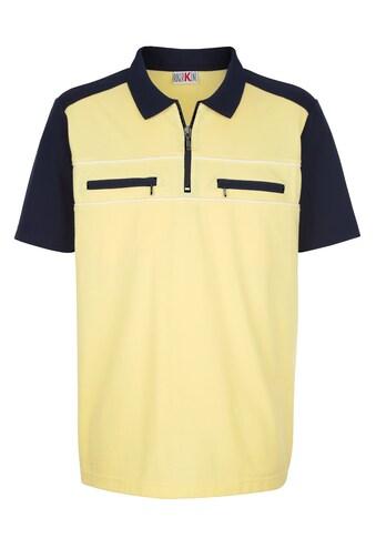 Roger Kent Poloshirt, in bügelleichter Qualität kaufen