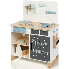 Kinder Werkbank Selberbauen Online Shoppen Baur