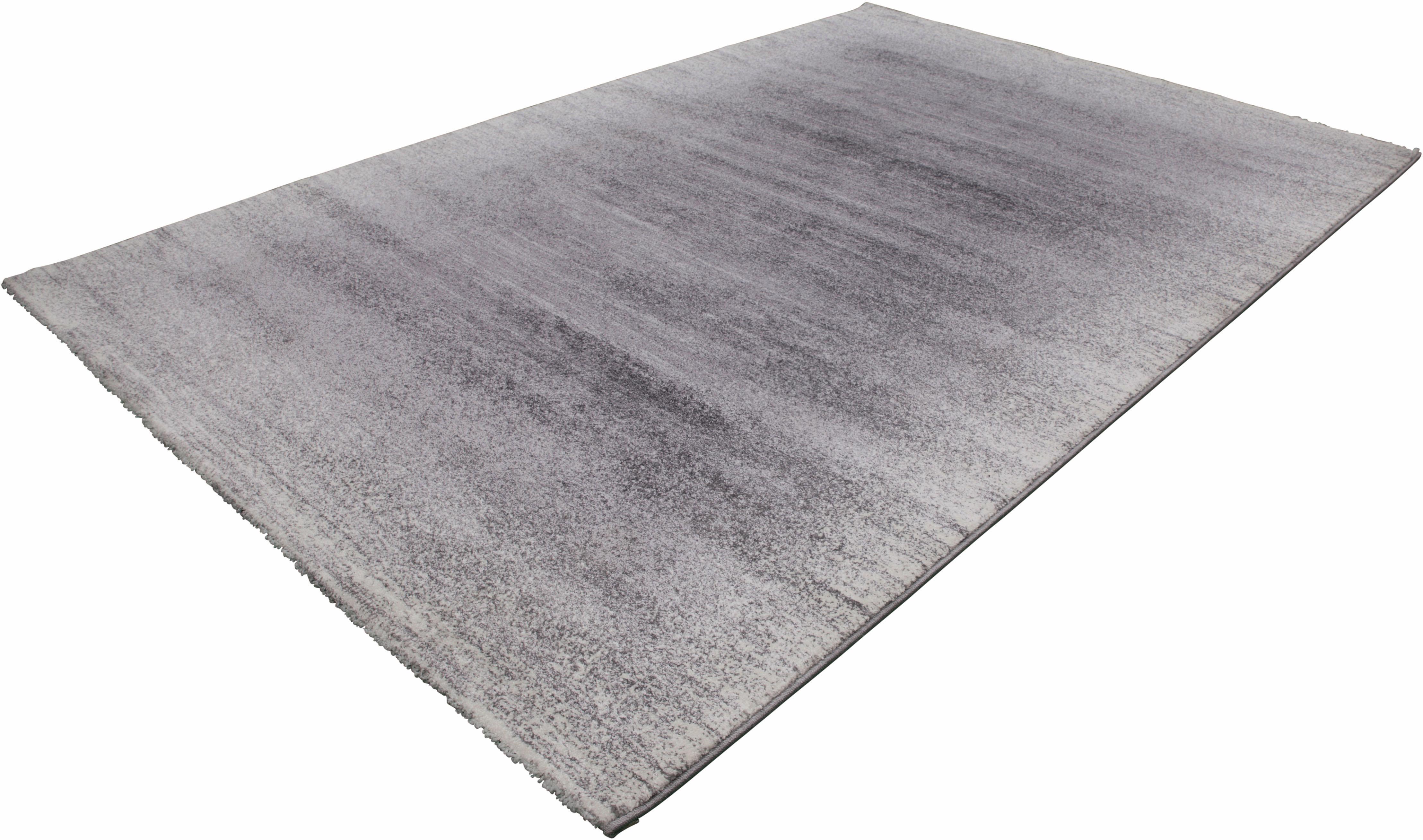 Teppich Feeling 502 LALEE rechteckig Höhe 15 mm maschinell gewebt