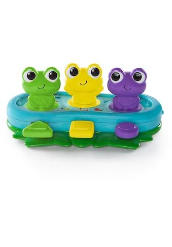 """Bright Starts Spielzeug - Musikinstrument """"Bop & Giggle Frogs"""" kaufen"""