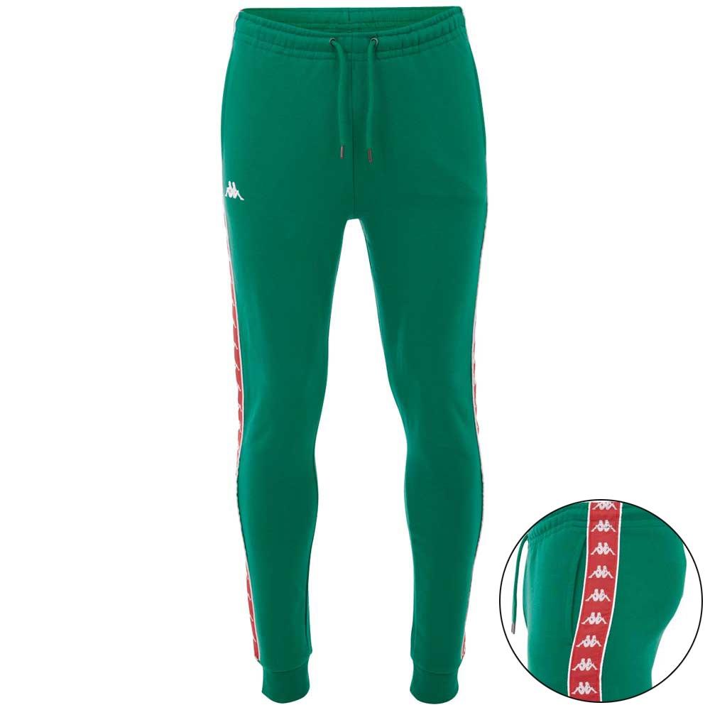 Kappa Jogginghose AUTHENTIC EDIK | Sportbekleidung > Sporthosen | Grün | Kappa
