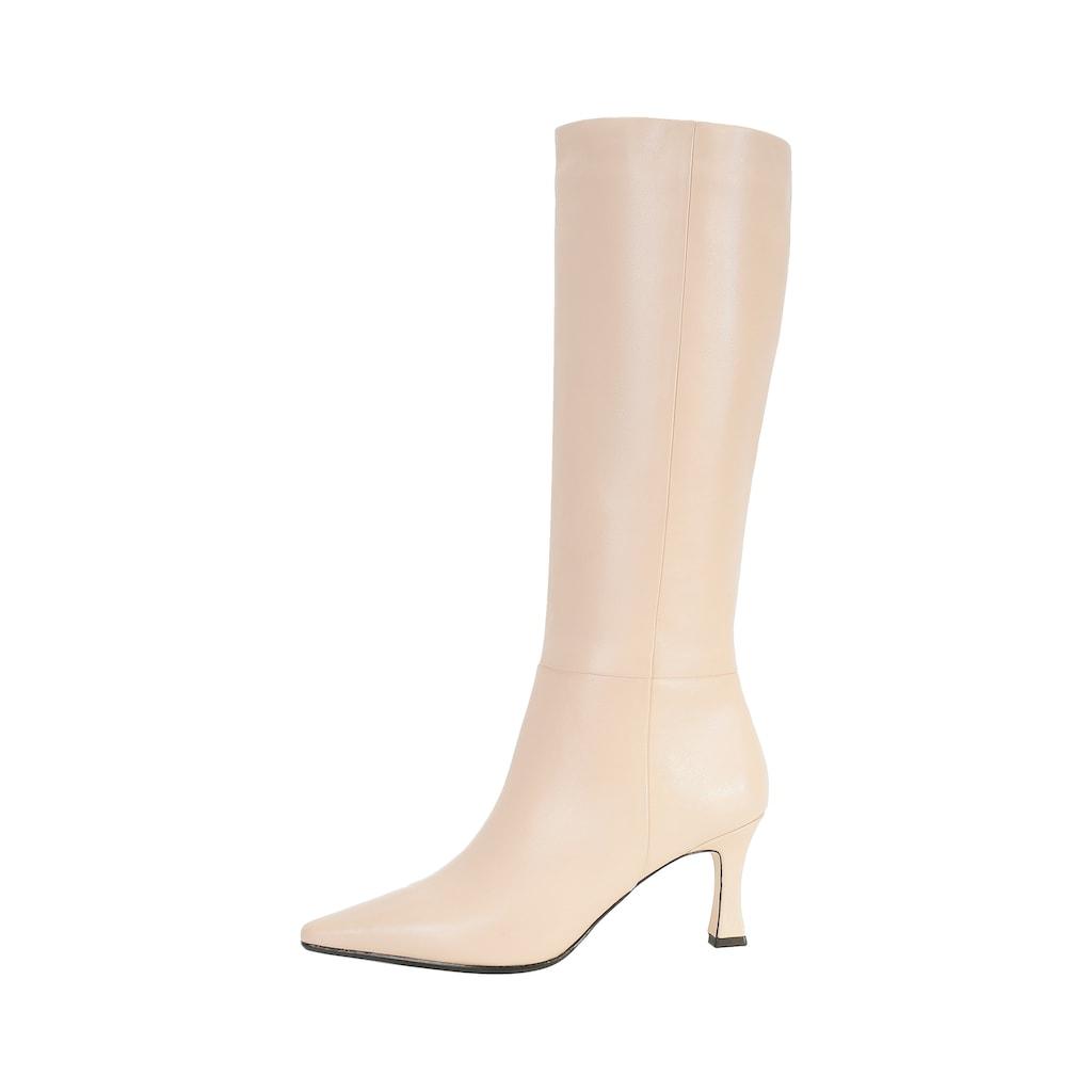 ekonika Stiefel »ALLA PUGACHOVA«, hergestellt aus echtem Leder