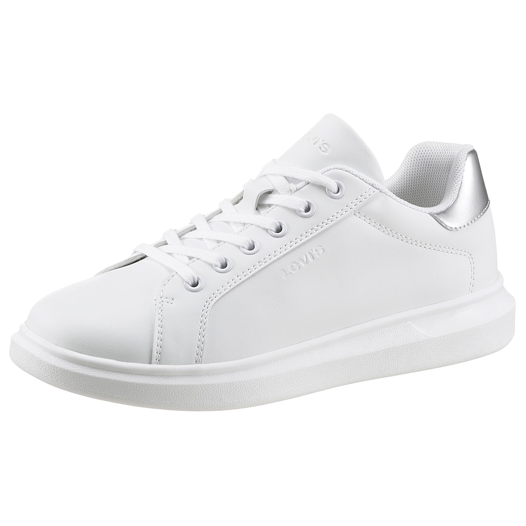 Levi's® Sneaker »Ellis«, mit Kontrastbesatz an der Ferse