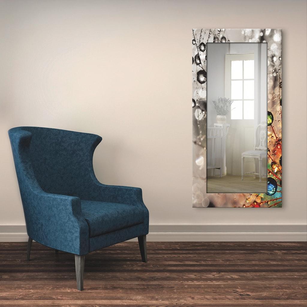 Artland Wandspiegel »Farbenfrohe Natur«