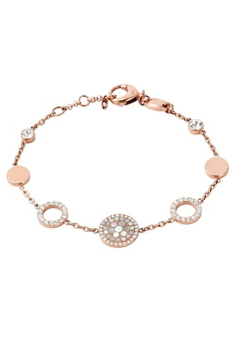 Fossil Armband »Pearl Disc Station, JF01739791« kaufen
