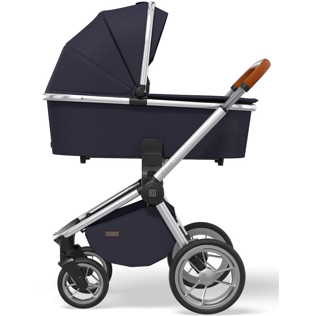 Moon Kombi-Kinderwagen »ReSea S«, 22 kg, aus recyceltem Material; Kinderwagen