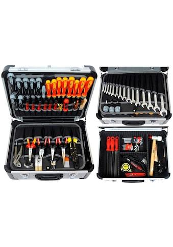 FAMEX Werkzeugkoffer »418 - 89«, 86 - / insgesamt 128 - tlg. kaufen