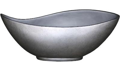 Franz Müller Flechtwaren Dekoschale »Magna«, Augenform, Höhe ca. 16 cm kaufen
