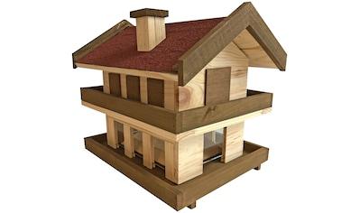 Windhager Vogelhaus »LANDHAUS XL«, BxTxH: 40x30x36 cm kaufen