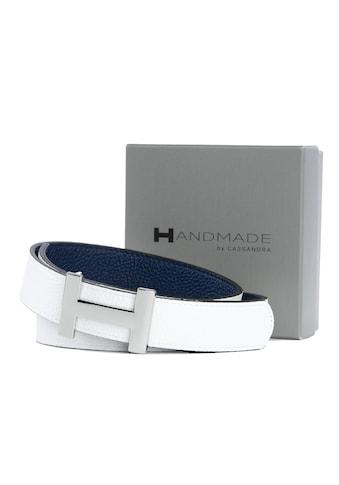 CASSANDRA Ledergürtel, mit edler H-Schließe kaufen