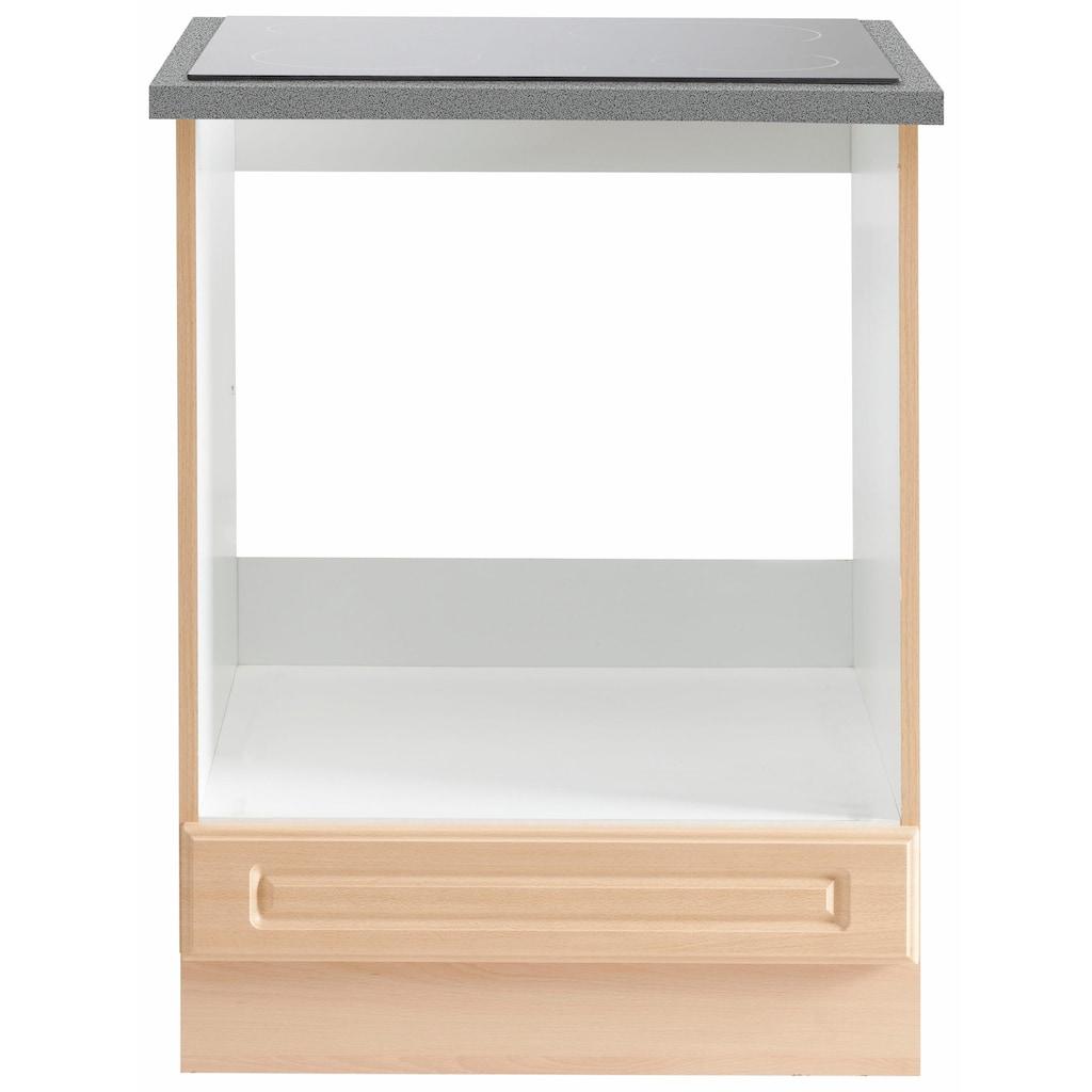 wiho Küchen Herdumbauschrank »Linz«, 60 cm breit