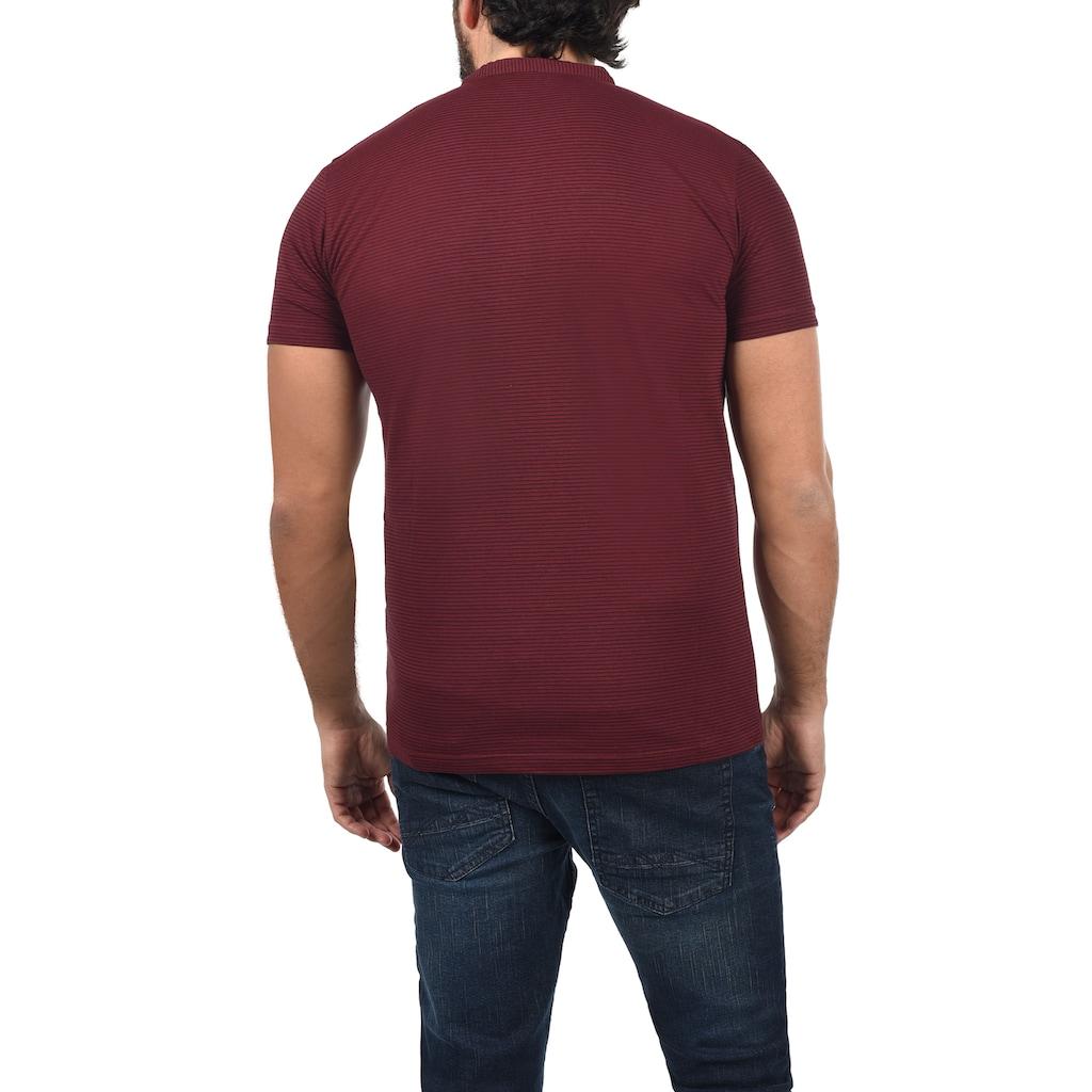 Solid Rundhalsshirt »Alfi«, T-Shirt