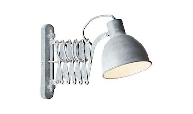 Brilliant Leuchten Sandra 2 Wandleuchte grau Beton kaufen