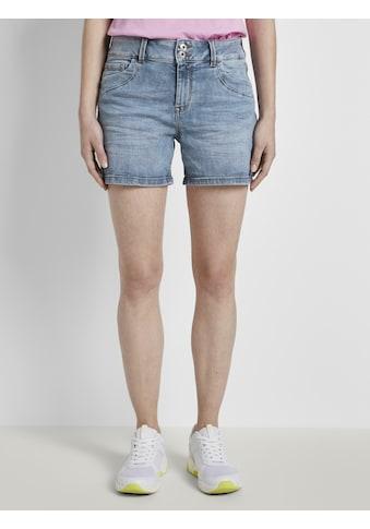 TOM TAILOR Denim Jeansshorts »Jeansshorts Cajsa« kaufen