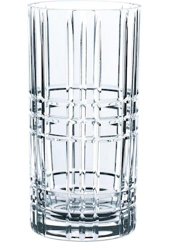 Nachtmann Longdrinkglas »Highland«, (Set, 6x Longdrinkglas), 445 ml, 6-teilig kaufen