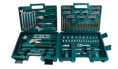 BRUEDER MANNESMANN WERKZEUGE Werkzeugsatz »176 - teilig« kaufen