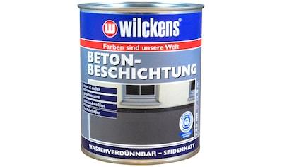 Wilckens Farben Bodenversiegelung »Betonbeschichtung LF«, umweltfreundlich kaufen