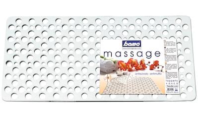 BAMA Wanneneinlage »MASSAGE«, 36x74 cm kaufen
