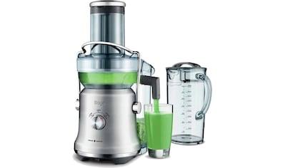 Sage Entsafter »the Nutri Juicer® Cold XL, SJE830BSS2«, 220 W kaufen