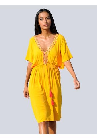 Alba Moda Strandkleid mit Stickerei kaufen