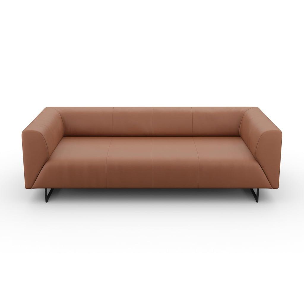 machalke® 2,5-Sitzer »wedge«, mit GRATIS Ledertasche