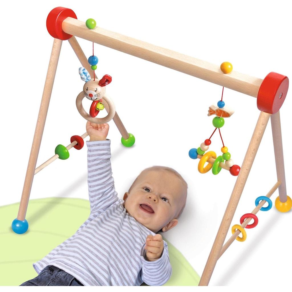 Eichhorn Spielbogen »Baby Gym«, Made in Germany, FSC®-Holz aus gewissenhaft bewirtschafteten Wäldern