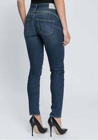 Herrlicher Slim-fit-Jeans »COSY SLIM«, Shaping-Wirkung durch eingearbeiteten Keileinsatz kaufen