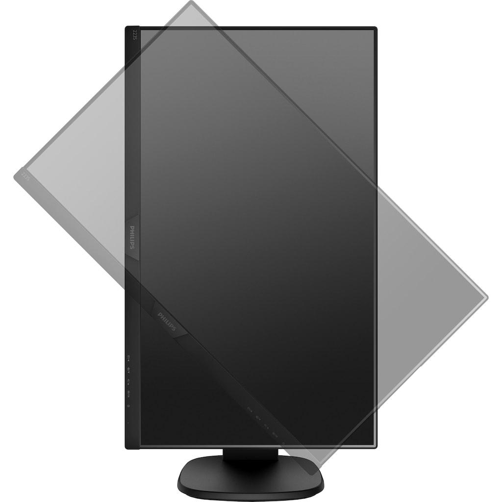 "Philips LCD-Monitor »243S7EHMB«, 60,5 cm/23,8 "", 1920 x 1080 px, Full HD, 5 ms Reaktionszeit, 60 Hz"