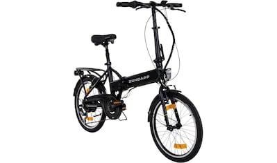 Zündapp E-Bike »Z101«, 6 Gang, Shimano, Tourney, Heckmotor 250 W kaufen