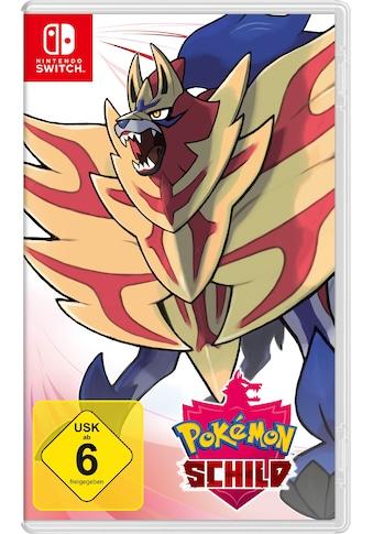 Nintendo Switch Spiel »Pokémon Schild«, Nintendo Switch kaufen
