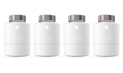 Tado Smart Home Zubehör »Smart Heizkörperthermostat  -  Quattro Pack« kaufen