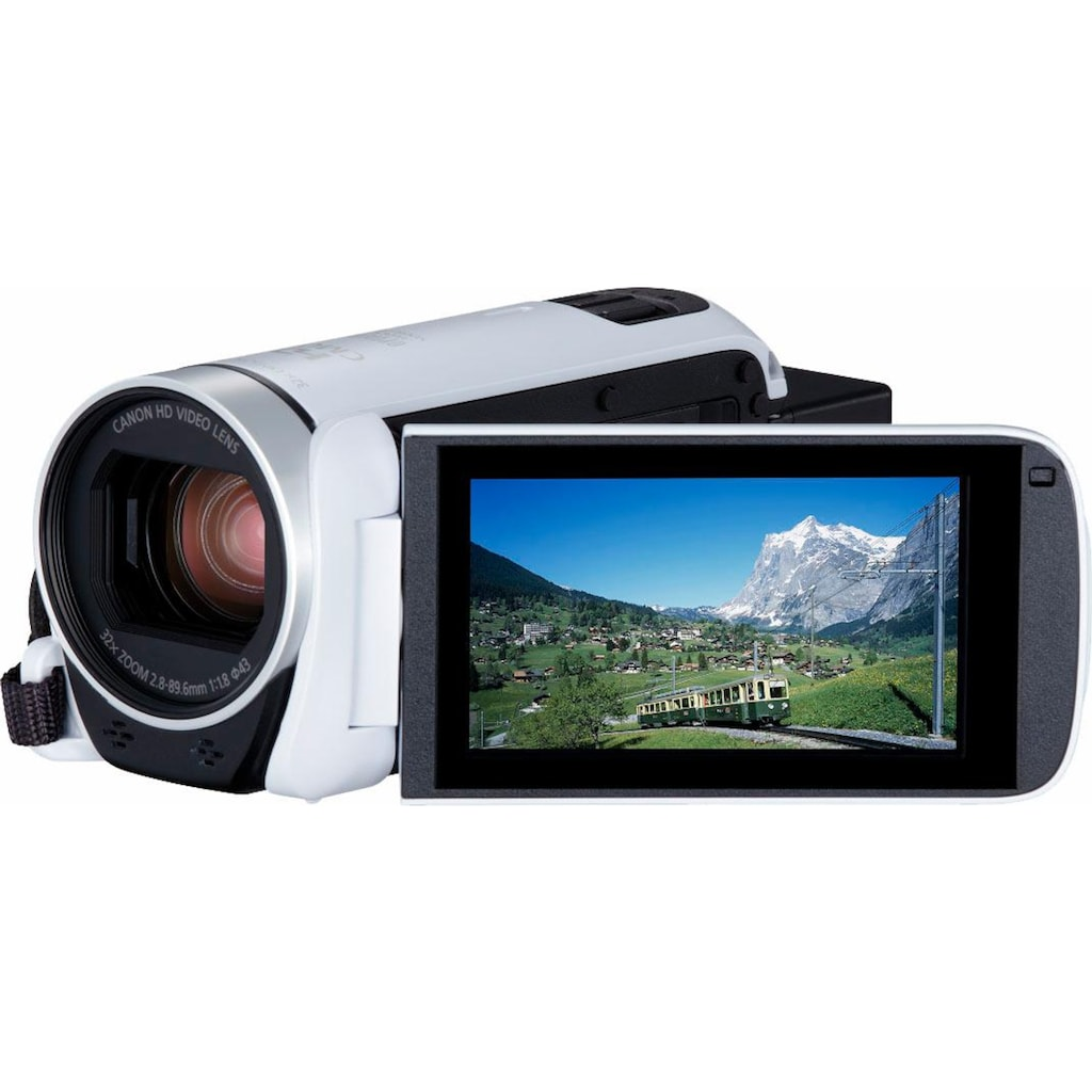 Canon Camcorder »HF-R806«, Full HD, 32x opt. Zoom, 57fach Advanced Zoom, Zoom-Assistent