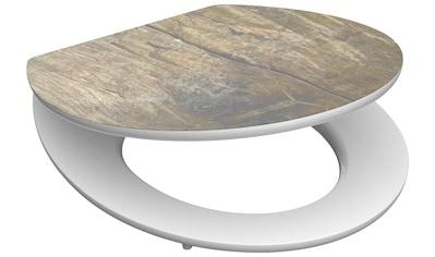 SCHÜTTE WC - Sitz »Solid Wood«, mit Absenkautomatik kaufen