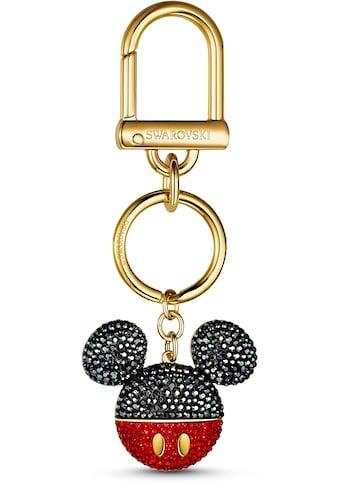 Swarovski Schlüsselanhänger »Mickey Handtaschen-Charm, schwarz, vergoldet, 5560954«,... kaufen
